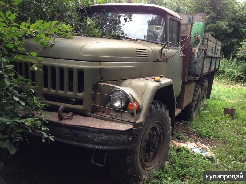 Срочно продам бортовой грузовик Зил 131