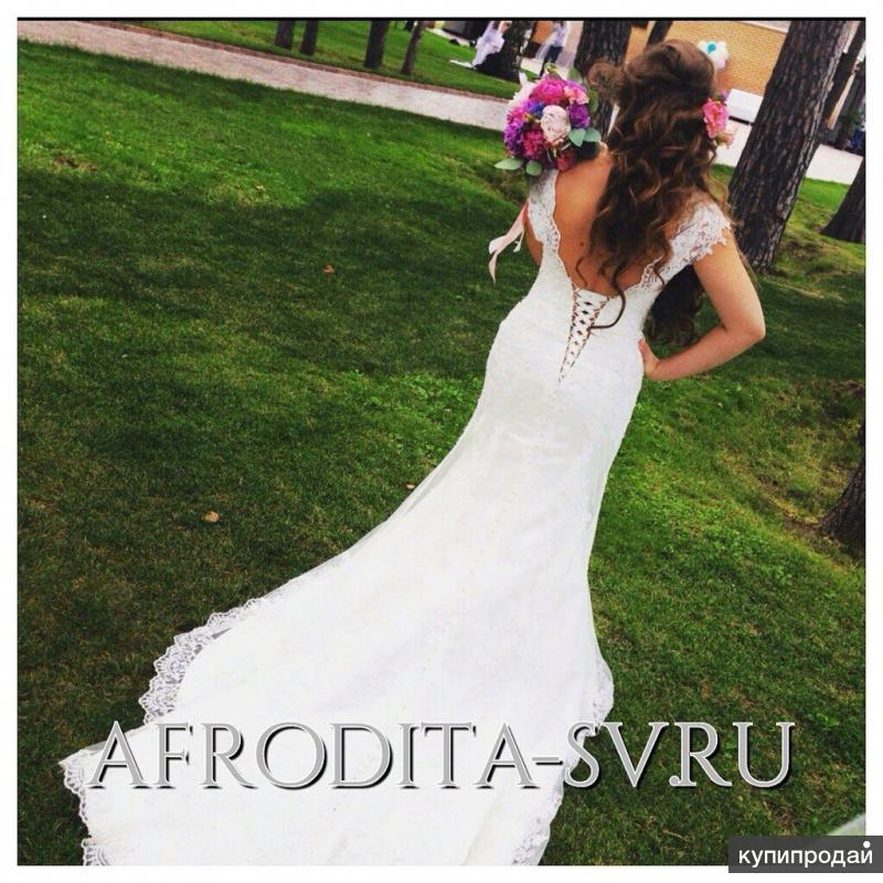 Силуэтное шикарное Gabbiano коллекция свадебное платье