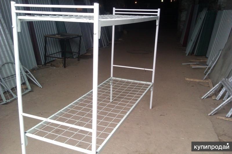 Продаём кровати армейского типа