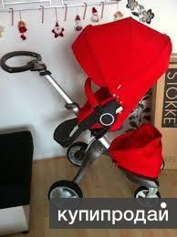 3 in 1 Stokke® Xplory V4  accessories and Car Seat
