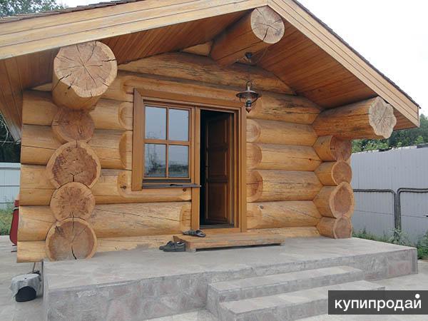 Нужно построить срубовую баню или дом в Пензе, обращайтесь