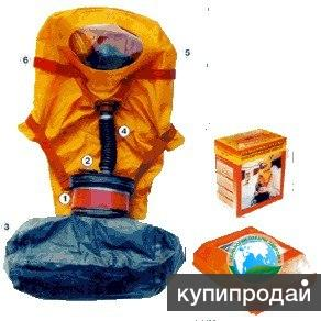Cамоспасатель промышленный изолирующий спи-20