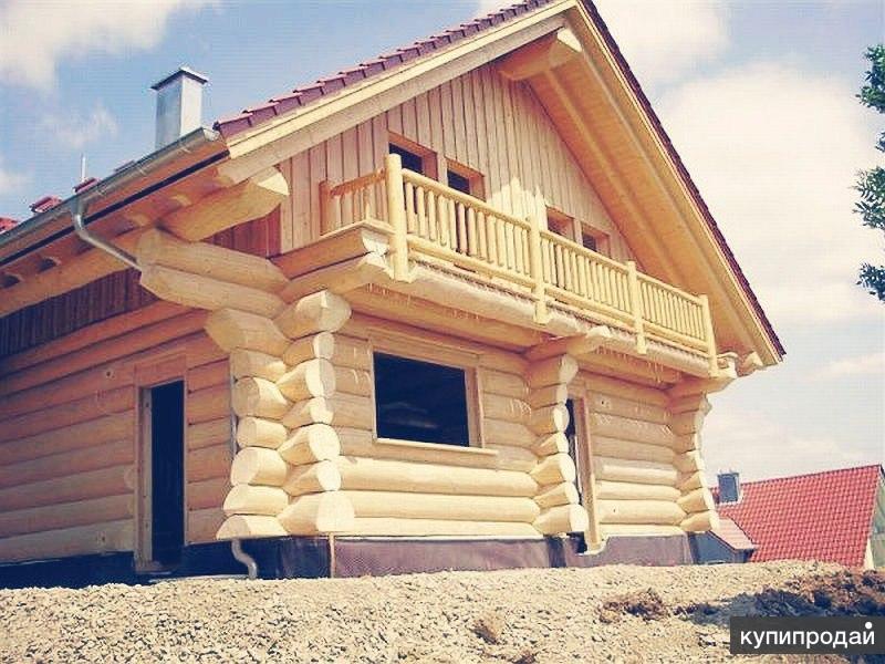 Строим срубовые дома
