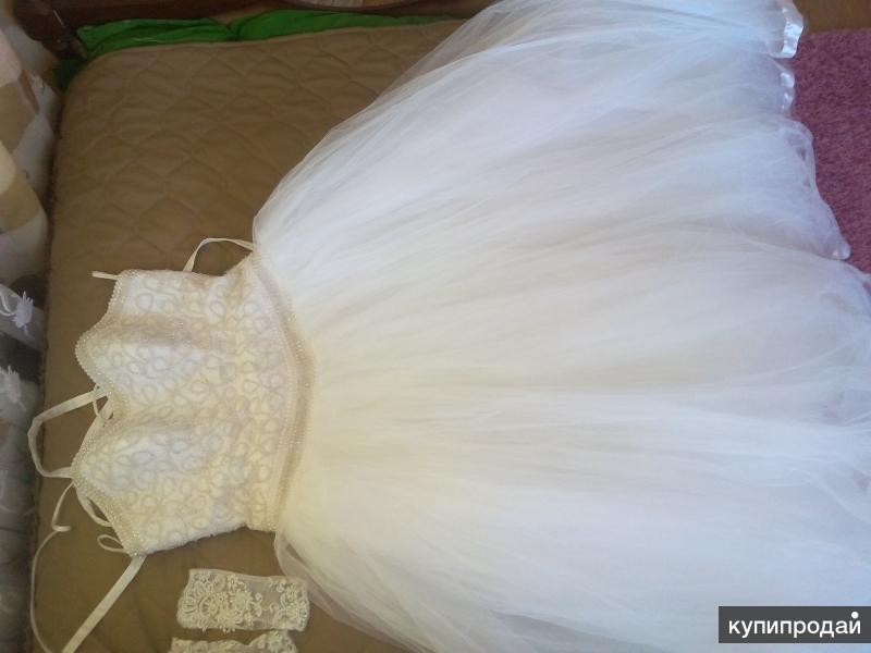продам свадебное платье, в идеальном состоянии.