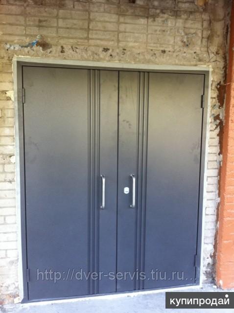 Входные стальные двери нестандартных размеров