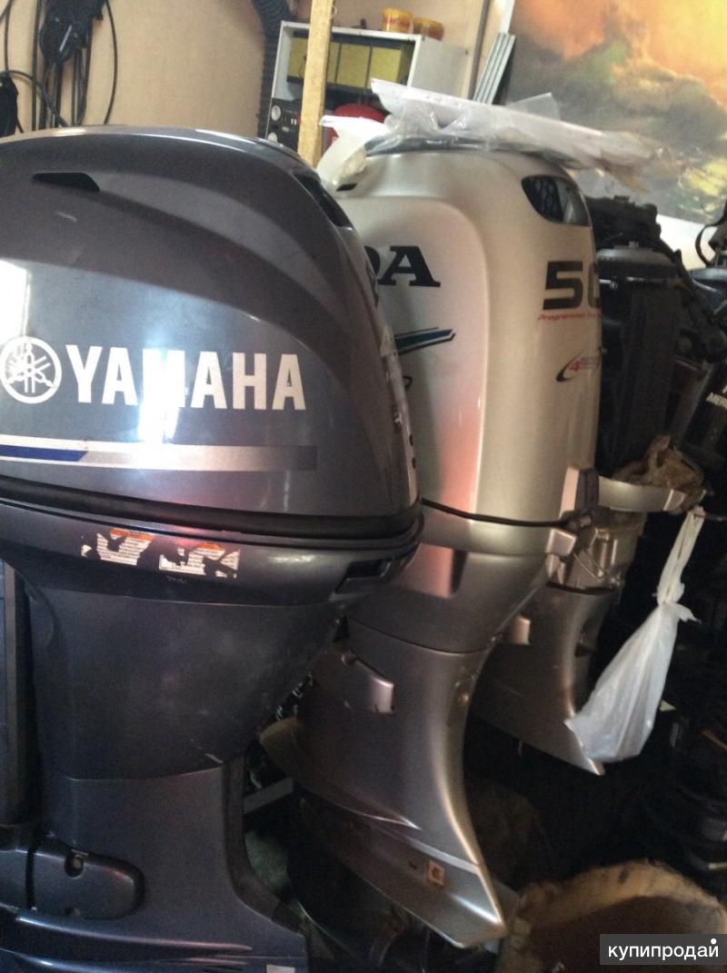 продажа лодочных моторов ямаха в твери