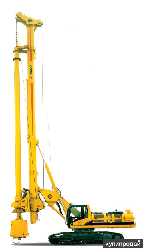 Буровая установка SR250R – SANY