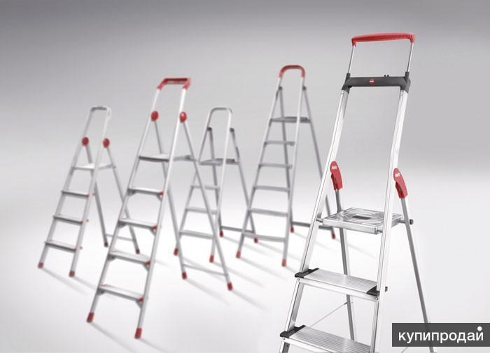 Строительные  переносные  лестницы