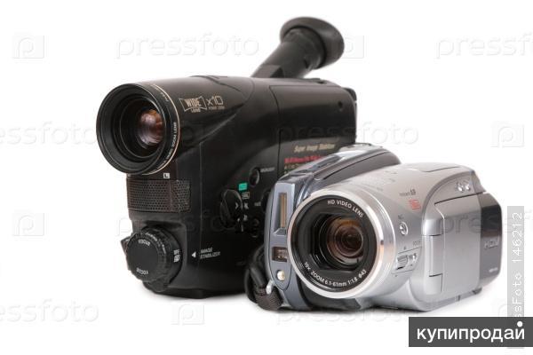 Ремонт видеокамер и видеомагнитофонов