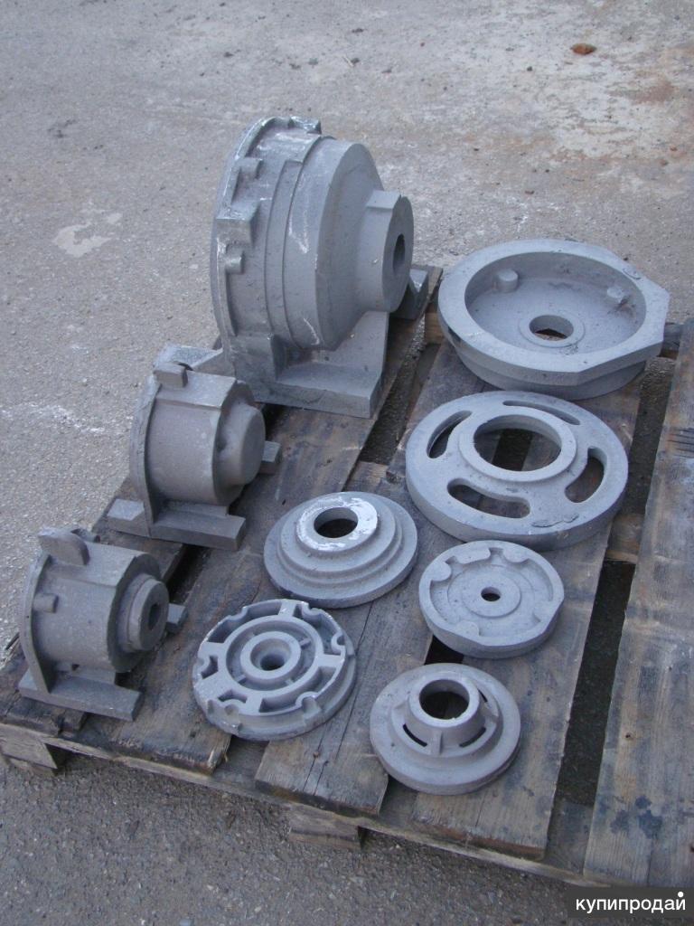 корпуса редуктора 3МП, В200, ВКУ производство