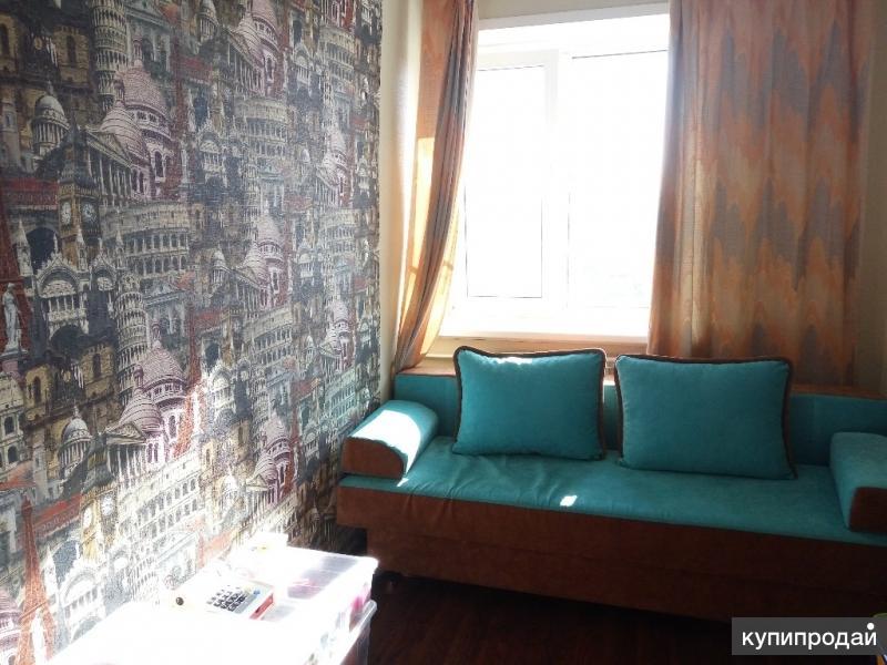 Отличная 2-комнатная квартира с ремонтом