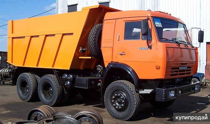 КамАЗ 65115 кап ремонт, нов двиг ЯМЗ, кузов 12 куб.