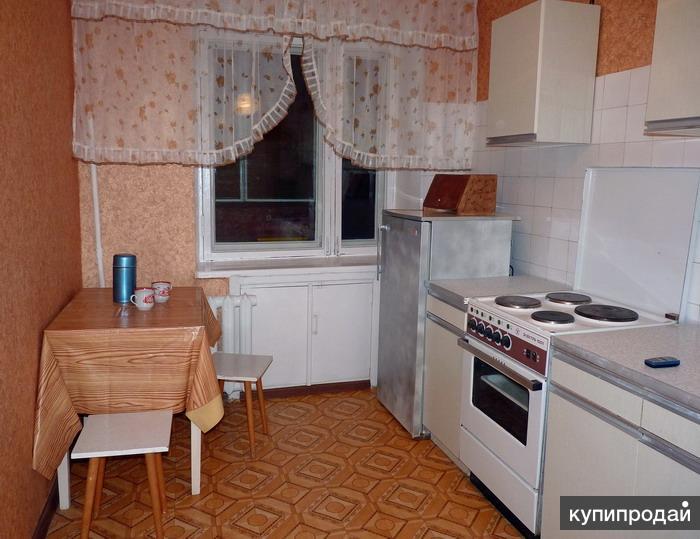 Москва - продажа однокомнатной квартиры улучшенной планировк.