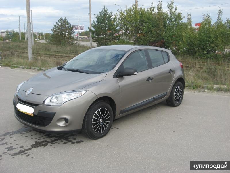 Renault Megane III, 2011