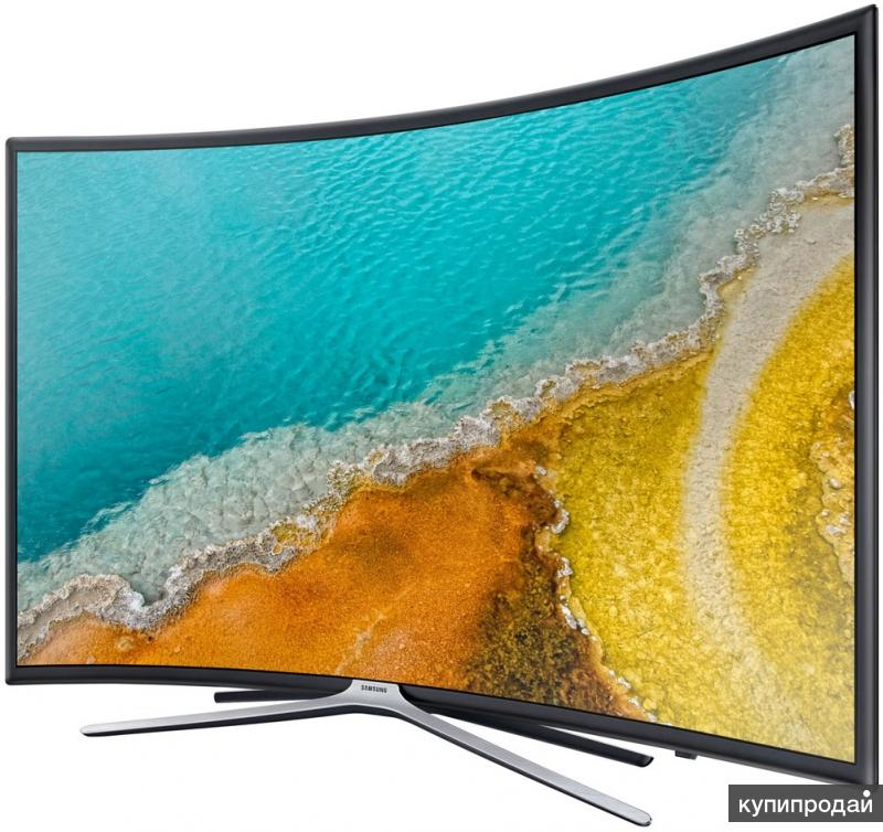 40'' (102см) Samsung UE40K6500AU LED SMART Wi-Fi FHD DVB-T2 Curved