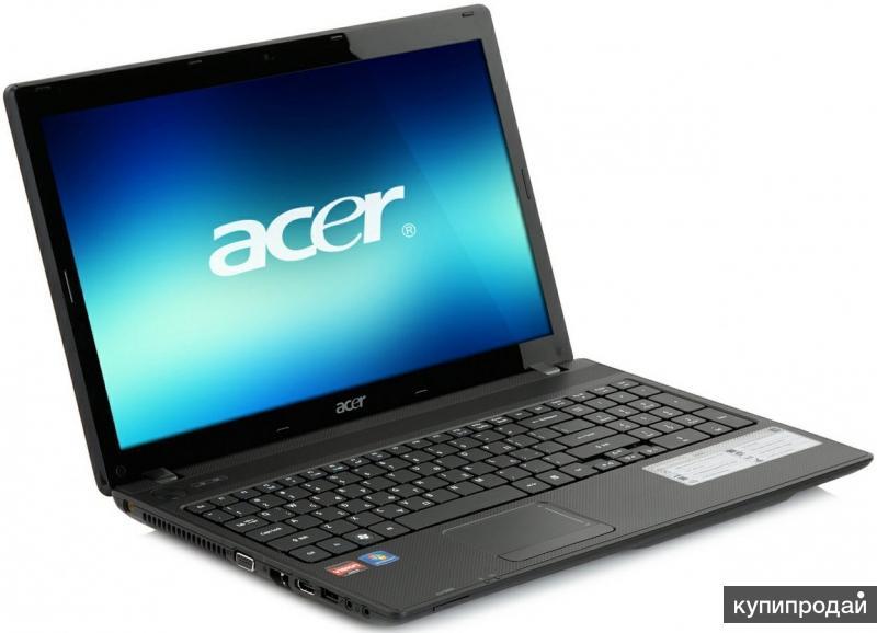 Acer 5552G-N934G32Mikk AMD Phenom N930 X4 2000MHz