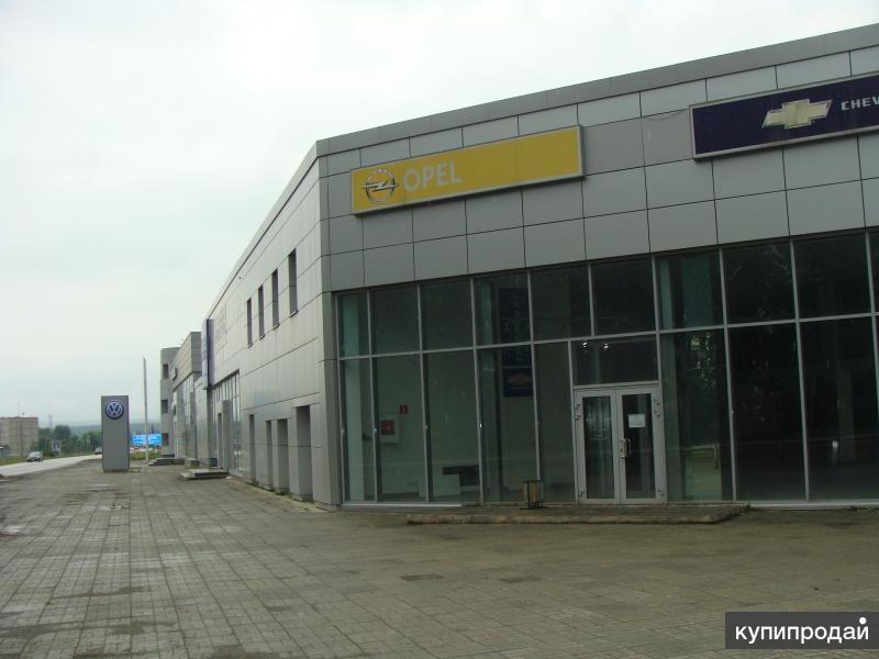 Торговое помещение 1475 м² ГГМ 1-ая линия