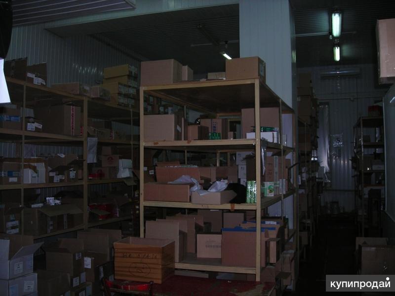 Продаются складские помещения в центре Краснодара, 580 кв.м.