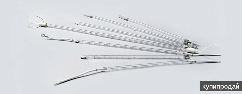 Лампы КГТ 220-1000, КГТ 220-2200, КГТ 380-3300.