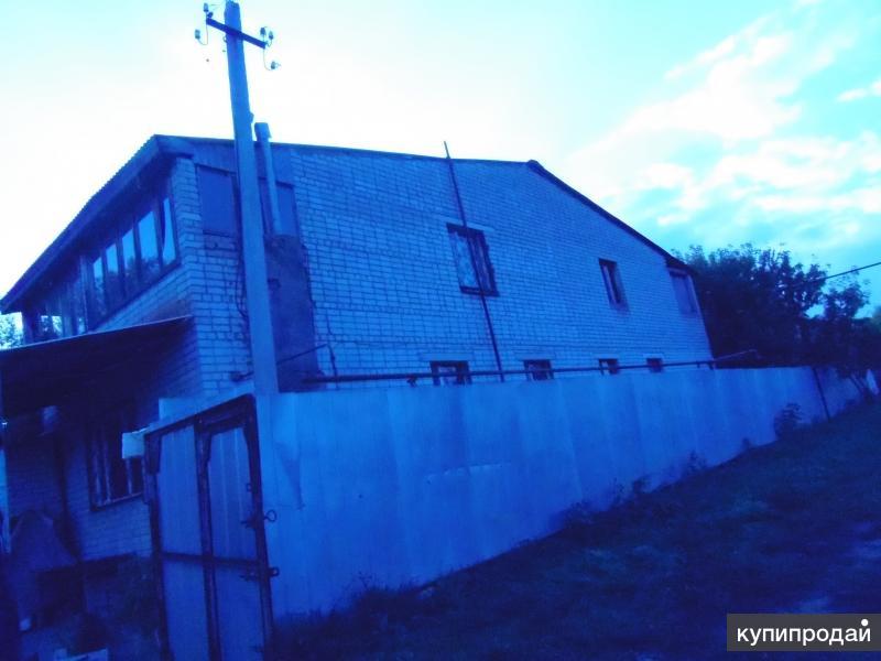 Дом на берегу озера пос. Круглинский Кинельского района