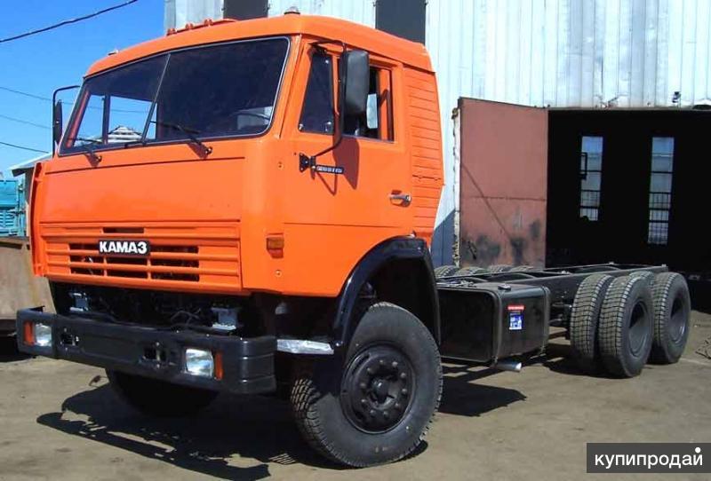КамАЗ 53229, шасси г/п 16т, кап ремонт, двиг ЯМЗ-238.