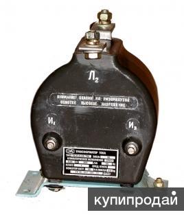 Трансформаторы тока  от 0,66 до 35 кВ   ТСЛ 0,66 ТМ ОМ3