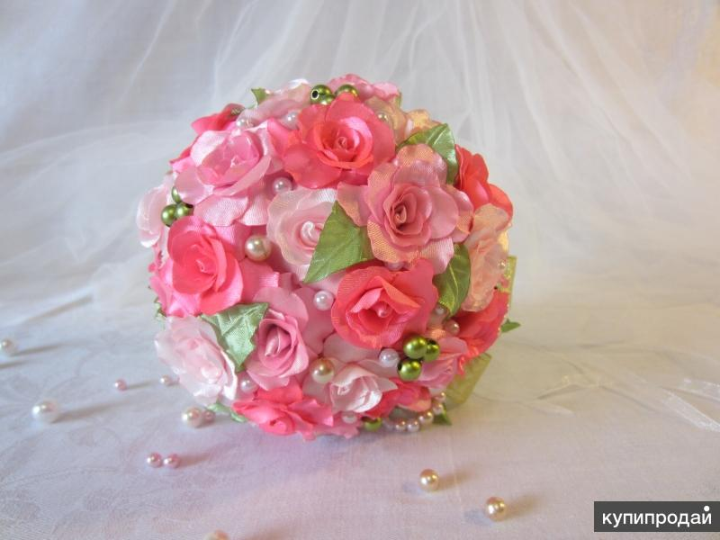 """Букет невесты """"Pink"""""""