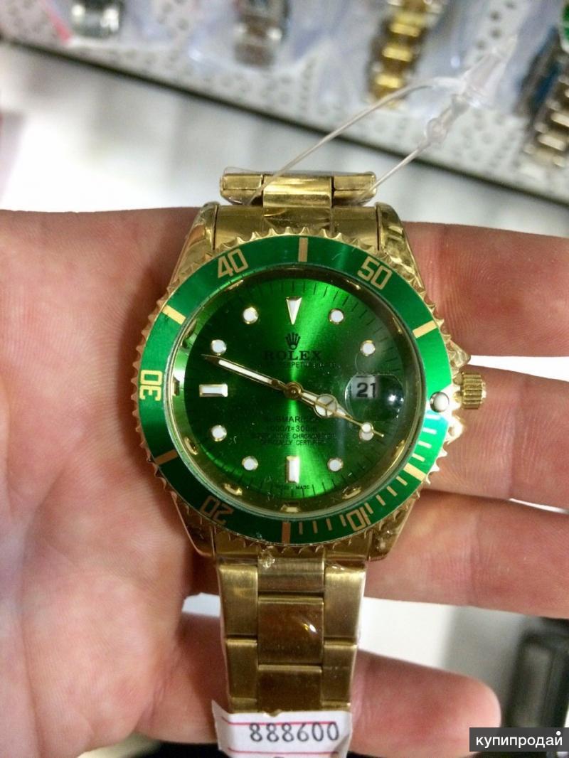 Часы Rolex новые