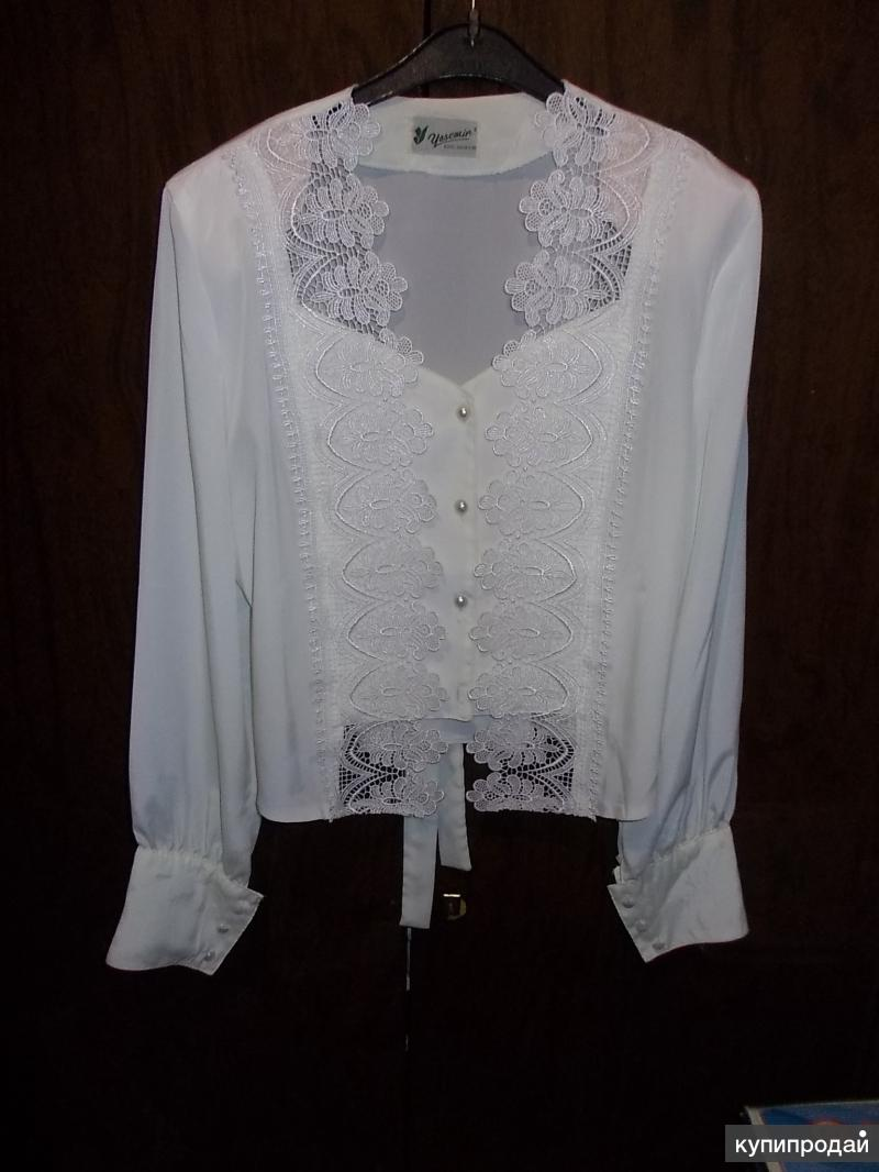Блузка и пиджак