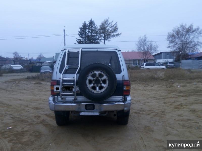 Продается Mitsubishi Pajero 1996 год
