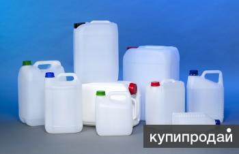 Продам Канистры пластиковые 1 - 60 л б/у и нов