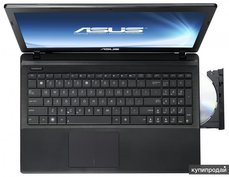 Asus X55A-SX193H Intel Celeron 1000M X2 1800MHz
