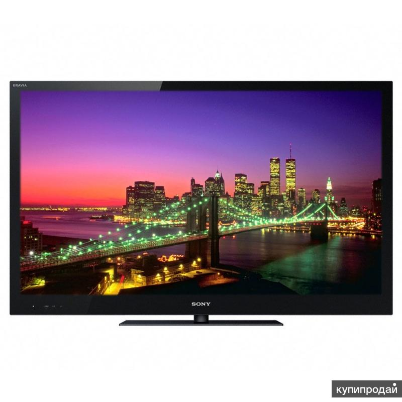 55'' (139см) Sony KDL-55NX720  LED 3D Wi-Fi SMART 100Hz FHD DVB-T2