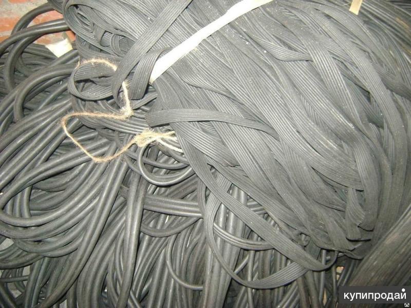 Шнур диаметр 3-12 мм из резины МБС ГОСТ6467 в наличии на складе