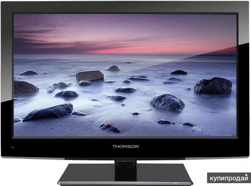 19'' (48см) Thomson T19E27U LED 50Hz HD SECAM