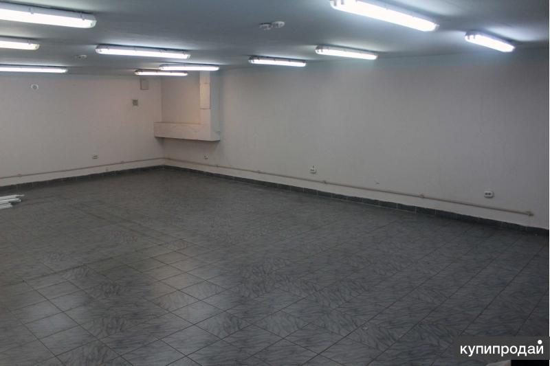 Торговая площадь 70 кв.м
