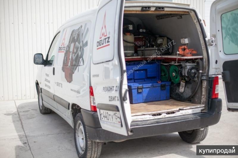 Профессионализм в ремонте дизельных двигателей