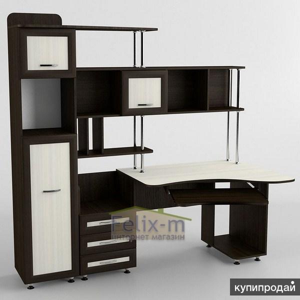компьютерные столы и кресла от производителя