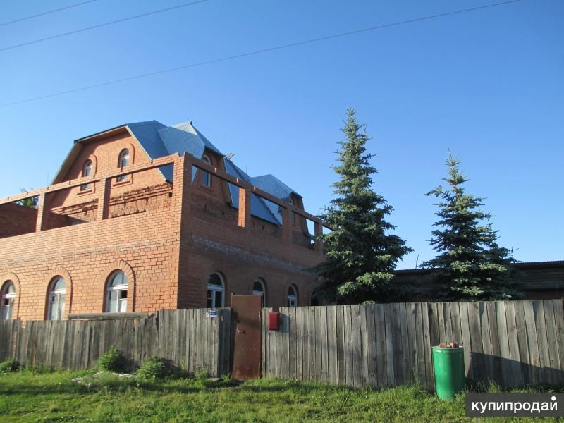 Продам дом в Ордынске