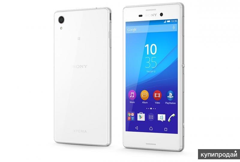 Sony Xperia M4 Aqua (E2303) LTE White