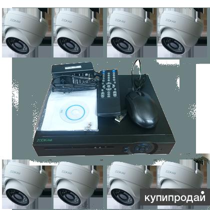 Видеорегистратор 8- канальный AHD