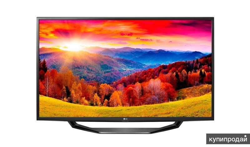 Новый 43'' (109см) LG 43LH510V Direct LED 50Hz FHD DVB-T2