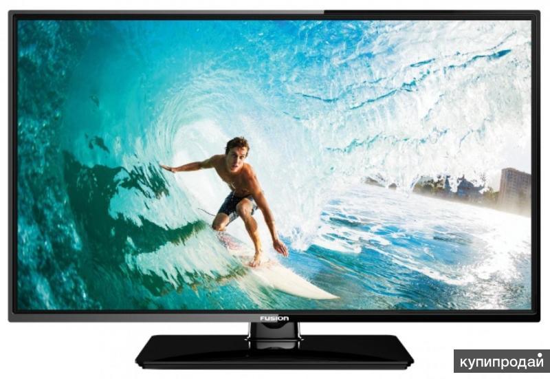 Новый 32'' (81см) Fusion FLTV-32T26 LED 50Hz HD DVB-T2