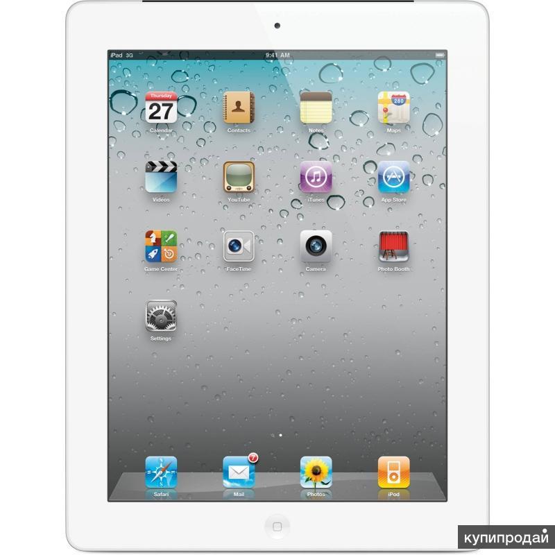 Apple iPad 2 32Gb Wi-Fi White