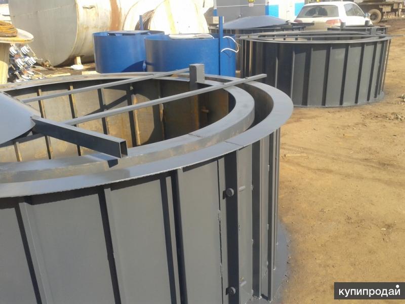 оборудование для жби колец свердловская область