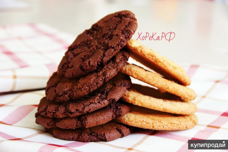 Печенье американо шоколадное рецепт с фото