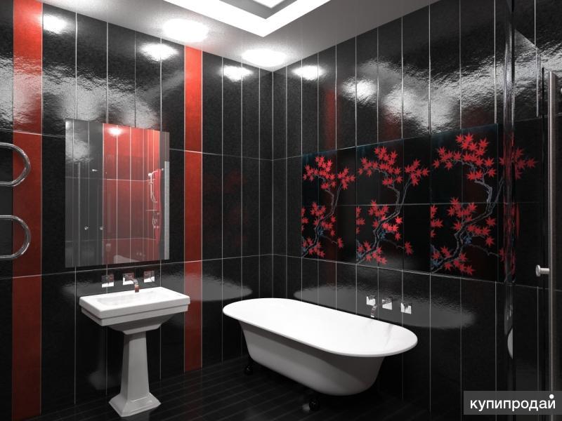 Ремонт ванных комнат и квартир под ключ
