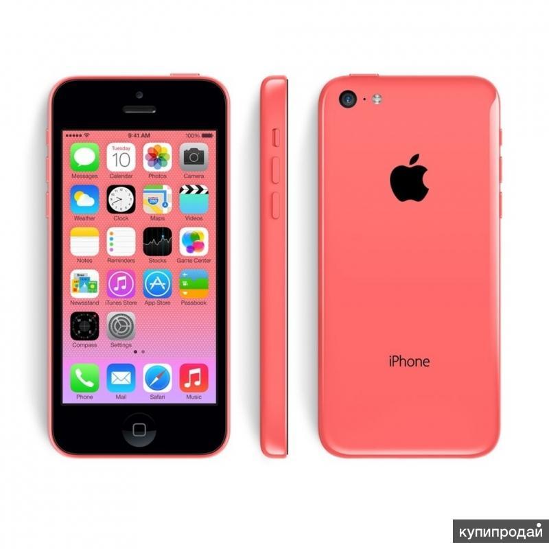 Apple iPhone 5C 16Gb Pink
