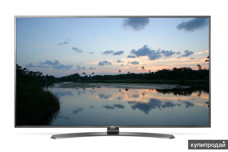 Новый 55'' (139см) LG 55UH671V LED SMART Wi-Fi 4K DVB-T2