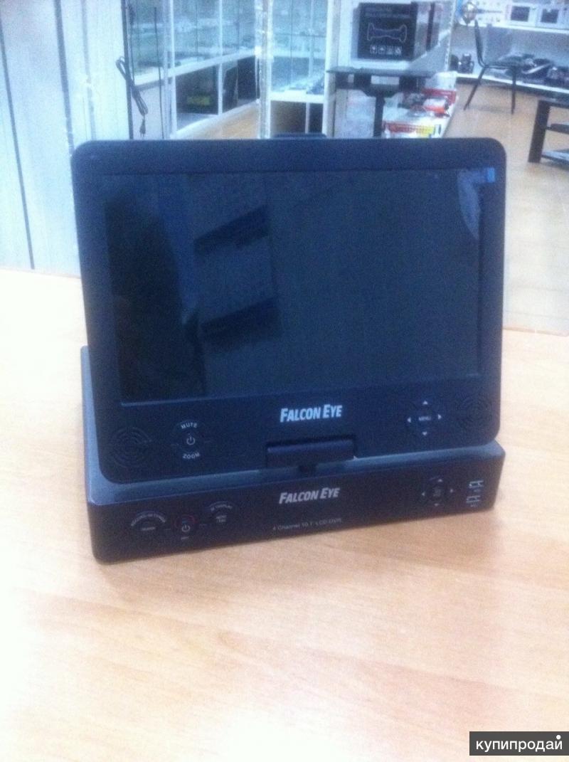 продам видеорегистратор 4х-канальный с монитором